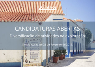Candidaturas abertas no Vale do Lima